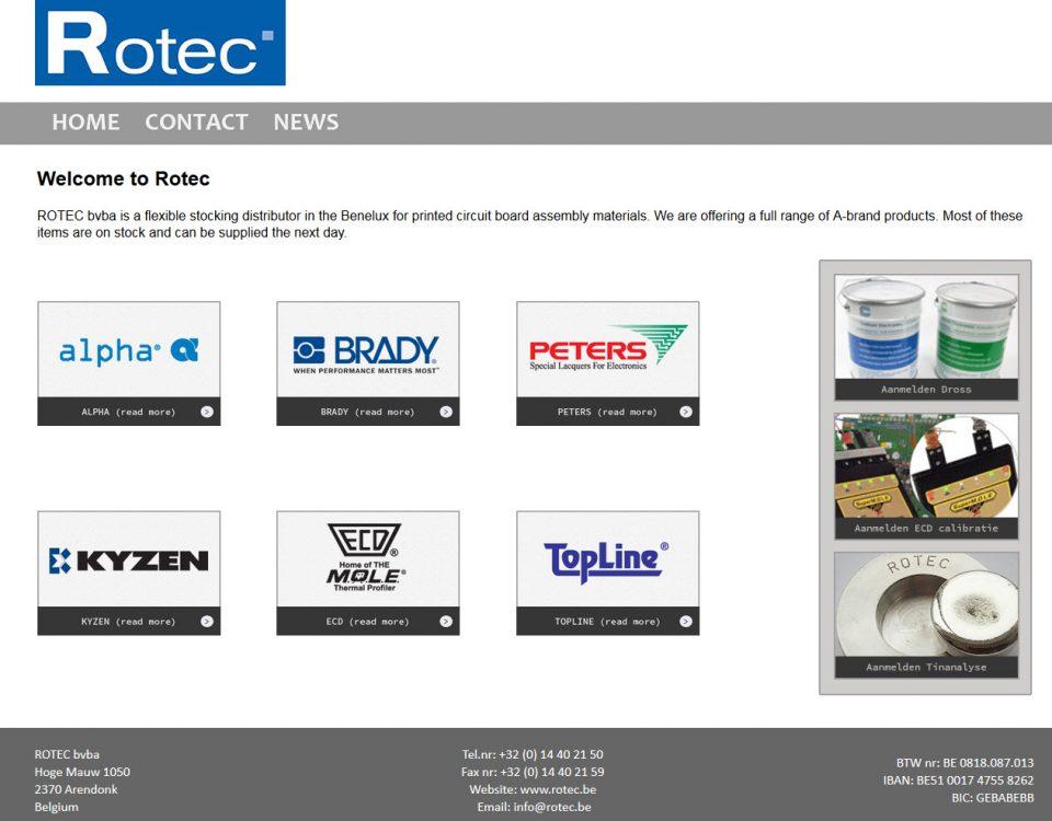 website-portfolio-rotec